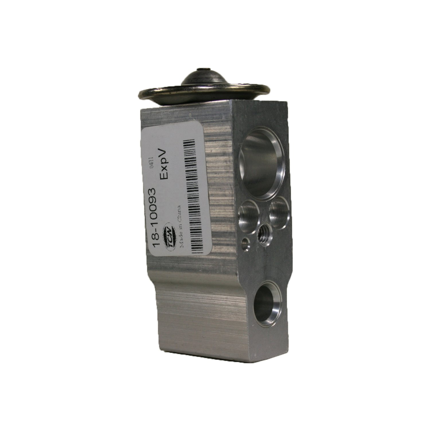 TCW Quality A//C Expansion Block 18-10093 with Perfect Vehicle Fitment