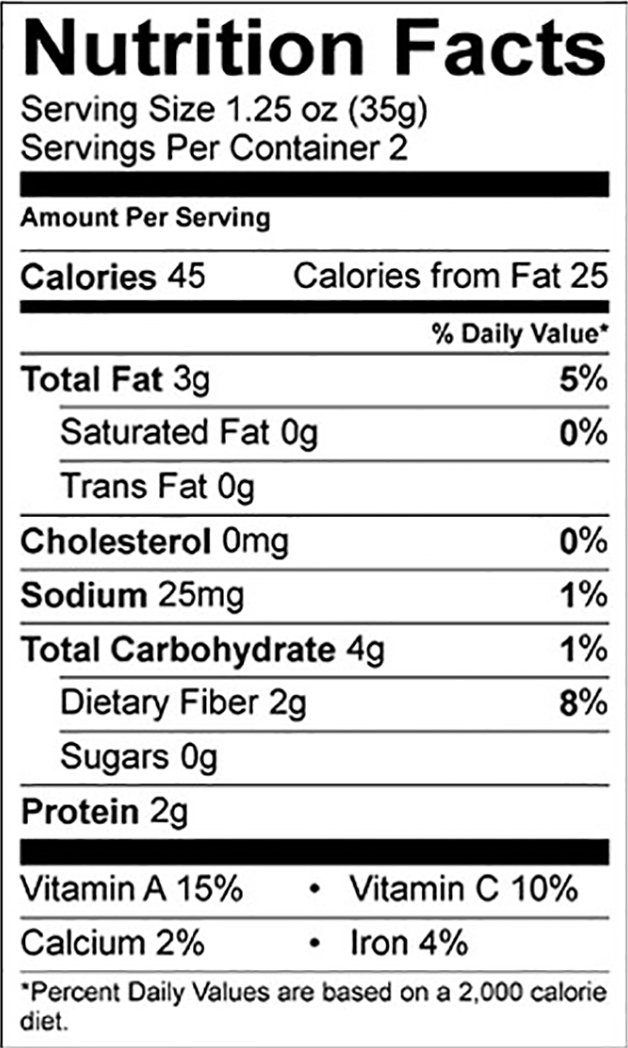 Moon Juice - Raw/Organic/Green Fermented Seed Crisps (4-Pack)