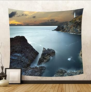 Amazon.com: Huanxidp Tapestries Hermosa Naturaleza Escénico ...