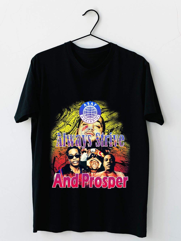 Asap Mob Retro 90 S 92 T Shirt For Unisex