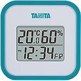 タニタ 温湿度計 デジタル ブルー TT-558 BL 壁掛け 卓上 マグネット
