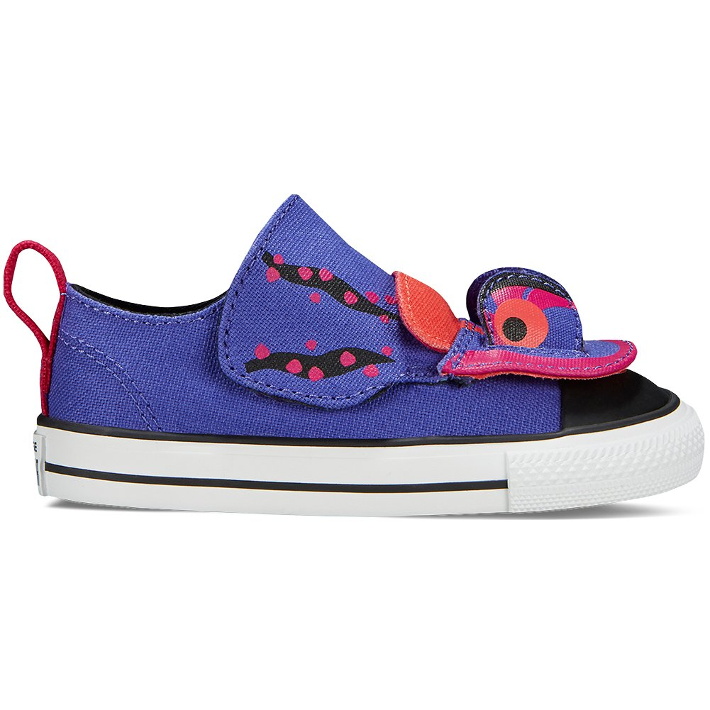 d631a3919c59 Amazon.com  Converse Kids  Chuck Taylor All Star Creatures Ox (Infant Toddler)   Shoes