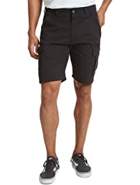 5c8d61107f4a Wrangler Mens Big   Tall Classic Relaxed Fit Stretch Cargo Short Shorts
