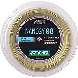 (ヨネックス)Yonex ガット・ラバー バドミントン ナノジー98 200m (国内正規品)