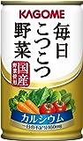 カゴメ 毎日こつこつ野菜 160g ×30本