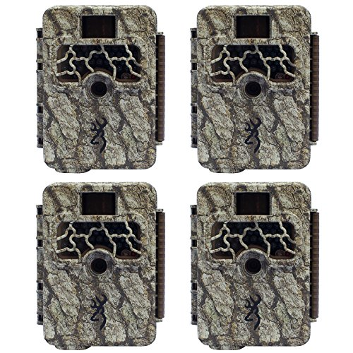 (4) Browning COMMAND OPS Trail Game Camera (8MP) | BTC4