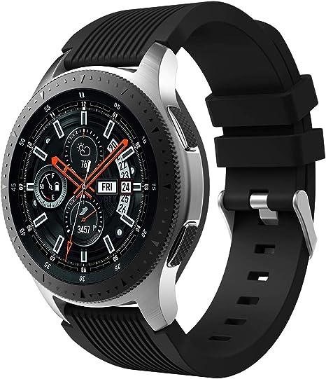 XIHAMA Correa Compatible con Samsung Galaxy Watch 46mm, Recambio ...