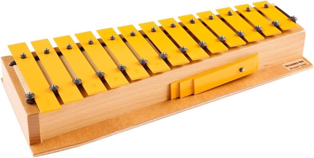 Studio 49 Series 1600 Orff Glockenspiels, Diatonic Alto Unit Only, Gad by Studio 10 (Image #2)