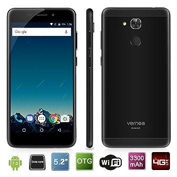 vernee M5 - 4 G Smartphone sin Contrato (5.2 Pulgadas, Android 7.0 ...