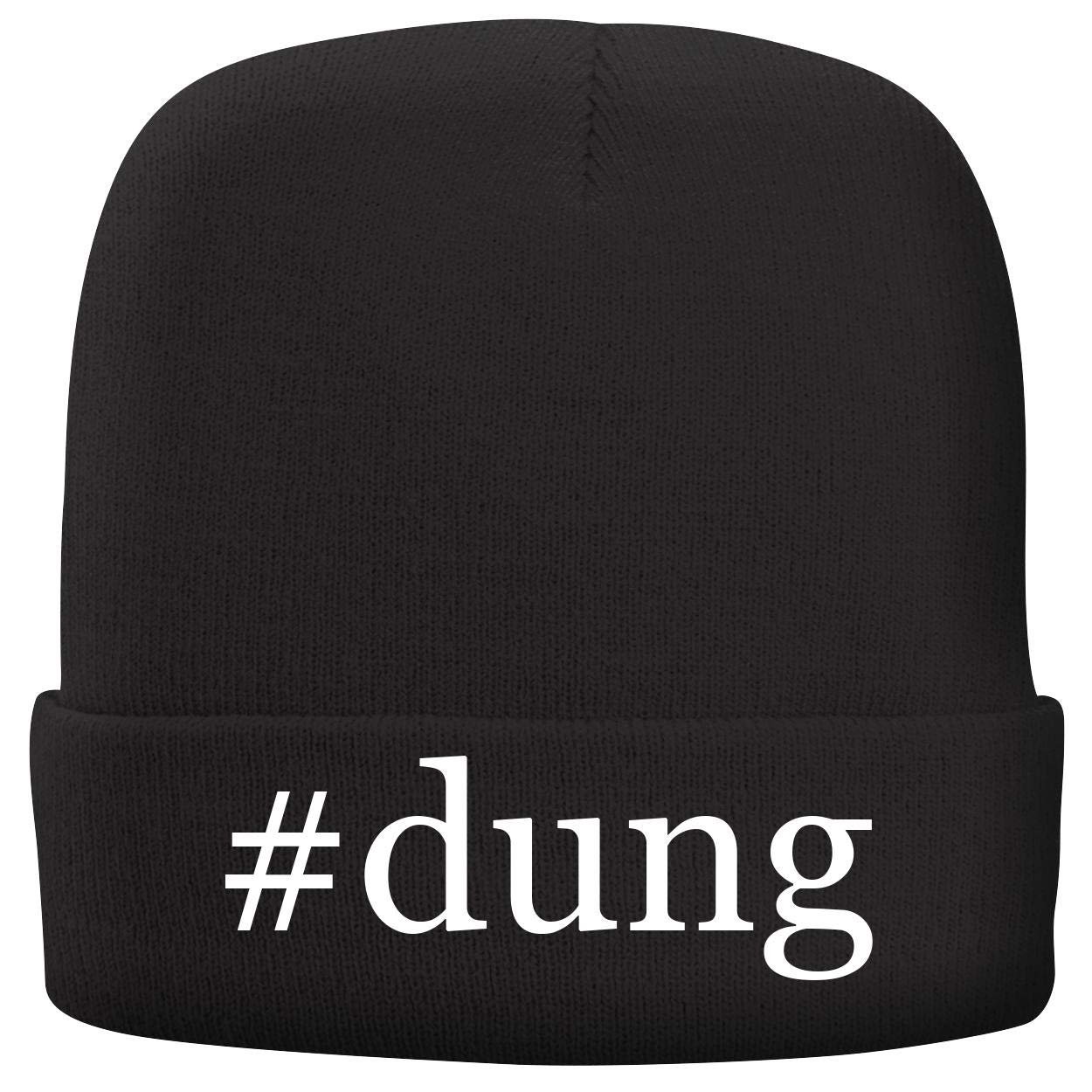 BH Cool Designs #Dung - Adult Comfortable Fleece Lined Beanie
