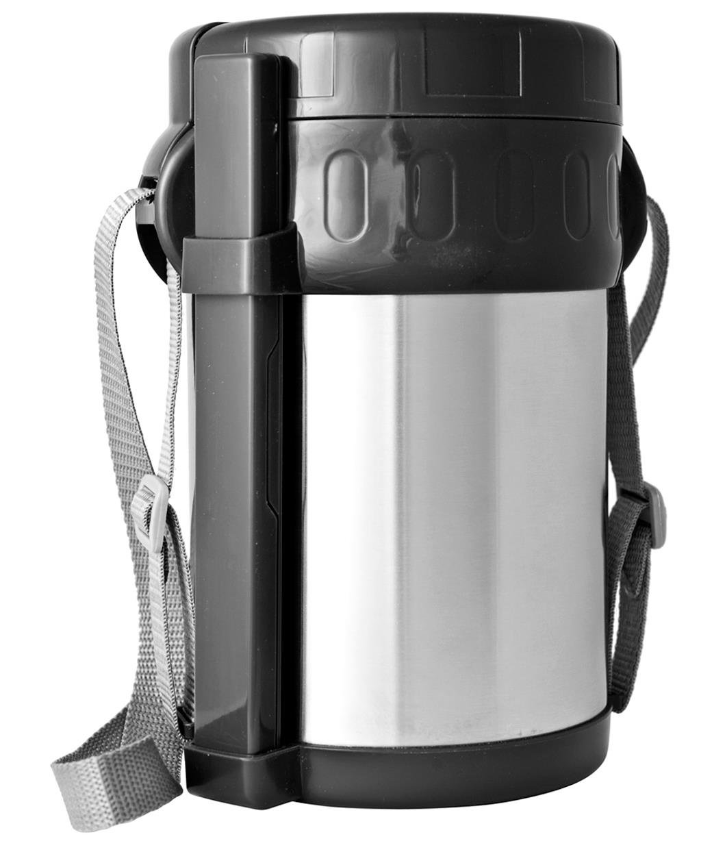Officine Standard Stainless Steel Food Flask, Capacity 2 Liters VD601676