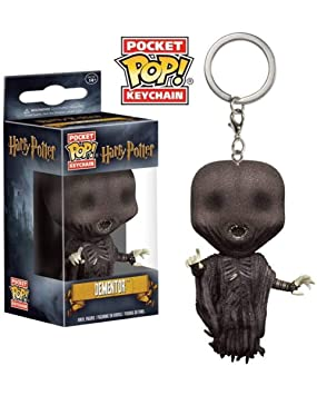 Horror-Shop Dementor Llavero de Bolsillo Pop!: Amazon.es ...