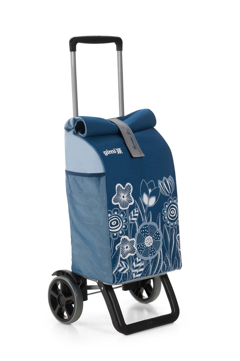 Gimi 154680 Rolling Azur Einkaufstrolley, azur, 30 kg Vileda 1571000020002