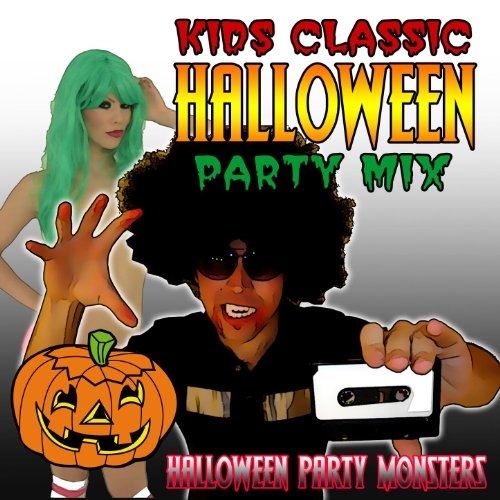 Kids Classic Halloween Party Mix]()