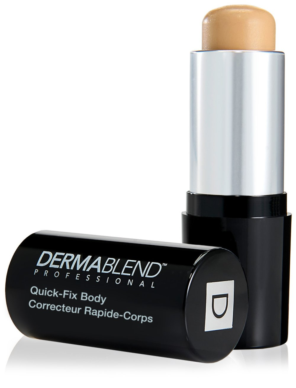 Dermablend Quick-Fix Body Makeup Full Coverage Foundation Stick, 30N Sand, 0.42 Oz.