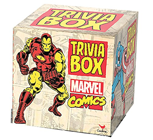 Marvel Trivia Box Card Game from Marvel