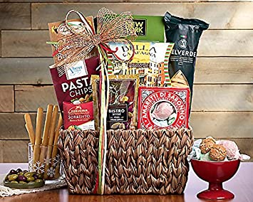 wine country gift baskets taste of italy grocery
