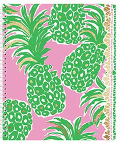Lilly Pulitzer Large Notebook (Pineapple Engineered)