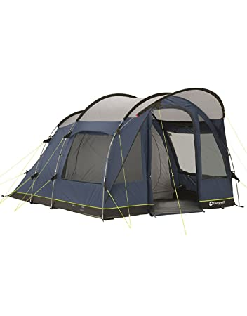 Outwell Rockwell 3 tunnel tent Grey/Blue 3 Person  sc 1 st  Amazon UK & Outwell Rockwell 3 tunnel tent Grey/Blue 3 Person: Amazon.co.uk ...