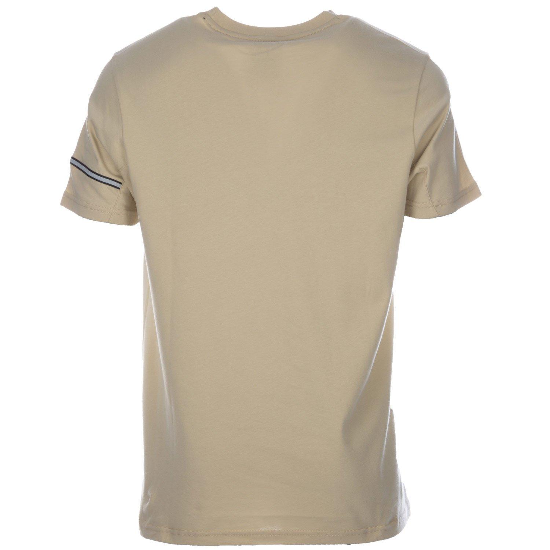 Beige Foray Mens Mega T-Shirt
