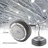 TOHUU 200W LED High Bay Light Lamp,20000LM Hanging