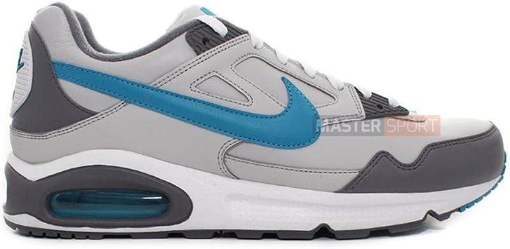 Nike Air Max Skyline – Zapatillas para hombre, grey - blue: Amazon.es: Deportes y aire libre