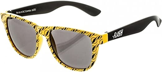 Wayfare-Style Shades DC Comics Batman Sunglasses w// Case UV400 Protection
