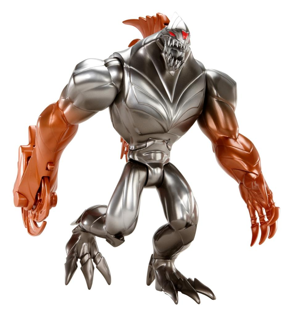 Amazon.com: Max Steel Metal Elementor Figure, 12-Inch: Toys & Games