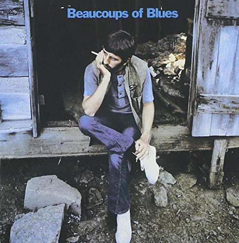 CD : Ringo Starr - Beaucoups of Blues (CD)