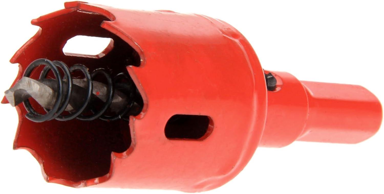 28mm M42 HSS Lochs/äge Bohrer Loch Schneider Cuter Bohrer f/ür Aluminium Holz Eisen Edelstahl