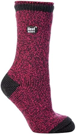 Heat Holders Women's Warm Winter Thermal Twist Socks