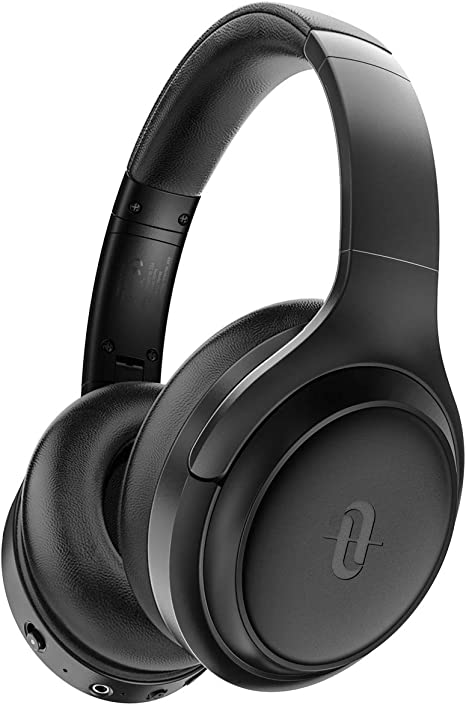 TaoTronics Cascos Inalambricos Bluetooth 5.0 Auriculares con Active Cancelación de Ruido Hi-Fi Sonido Estéreo CVC 6.0 con Micrófono Integrado, 30 ...