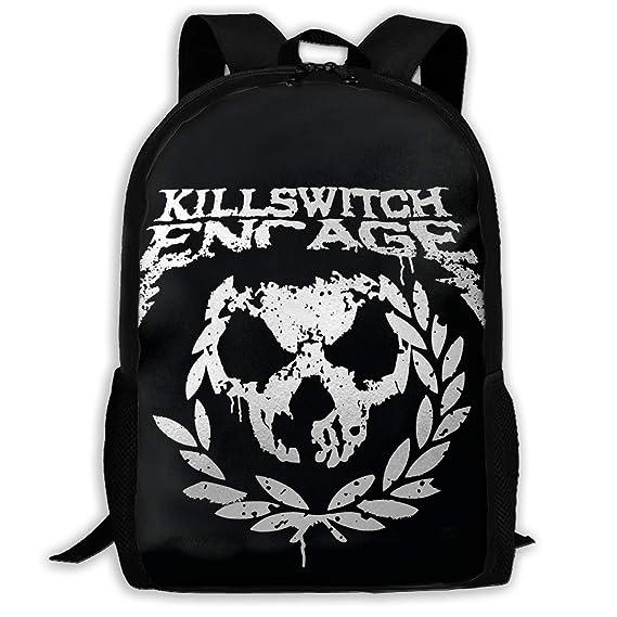 ed70c5f05710 Amazon.com: Kill Switch Engage Travel Laptop Backpack - Extra Large ...