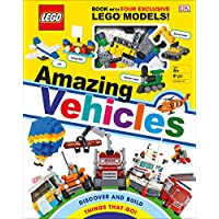 Deals on LEGO Amazing Vehicles Hardcover