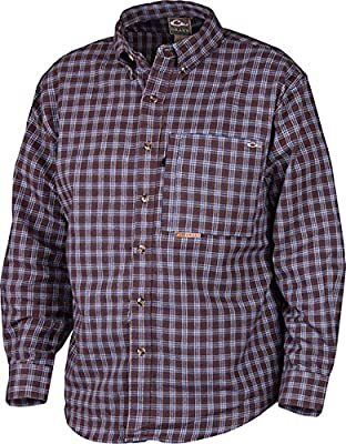 Drake Waterfowl Classics Twill Shirt Tan/Herringbone