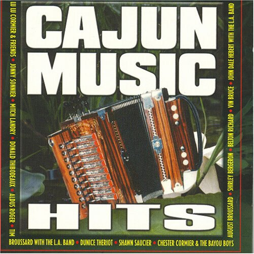 Cajun Music Hits by Mardi Gras Records
