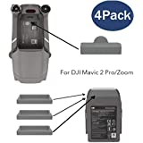 Accessories for DJI Mavic 2 Pro/Zoom Drone and Battery Terminal Water-Resistant Dust Cover Plug (4 Pack)