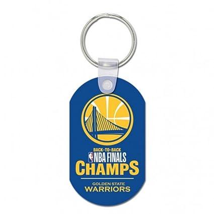 Amazon.com: WinCraft dorado State Warriors oficial de NBA ...