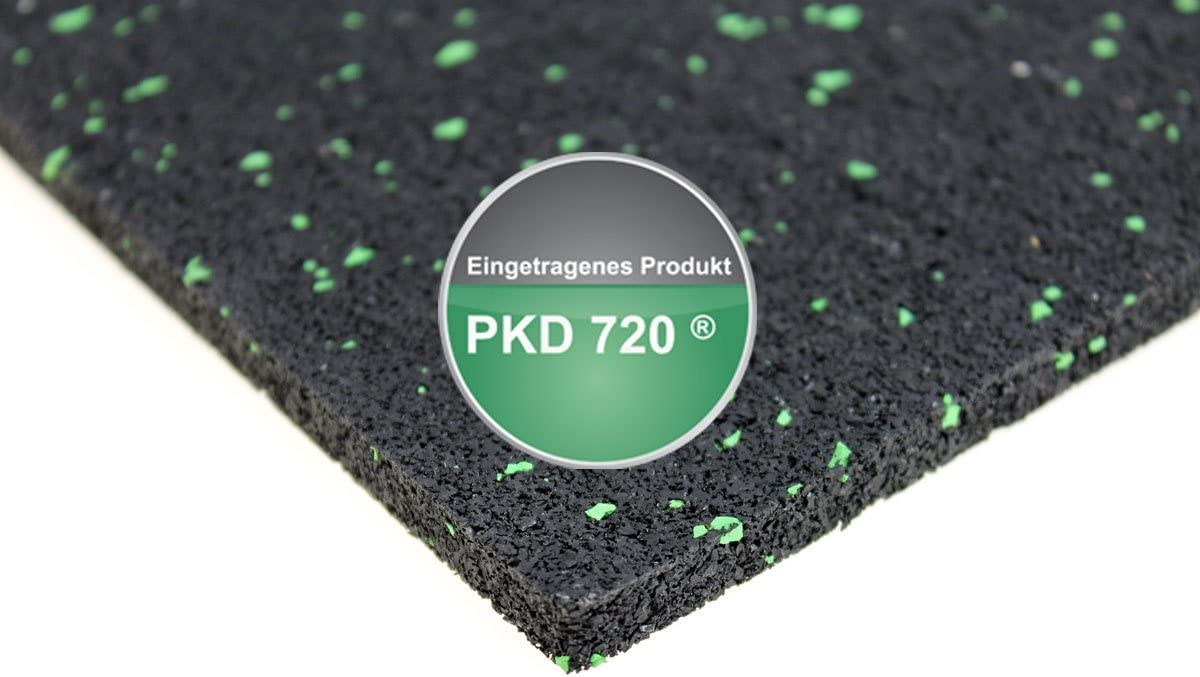 Strisce antiscivolo 25 cm di larghezza PKD 720 8 mm di spessore. 5 m di lunghezza