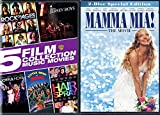 Musicals Mamma Mia! / Hairspray / Rock of Ages / Jersey Boys / Joyful Noise / Little Shop of Horrors Spotlight 6-Pack Set