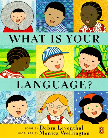 What Is Your Language? by Puffin