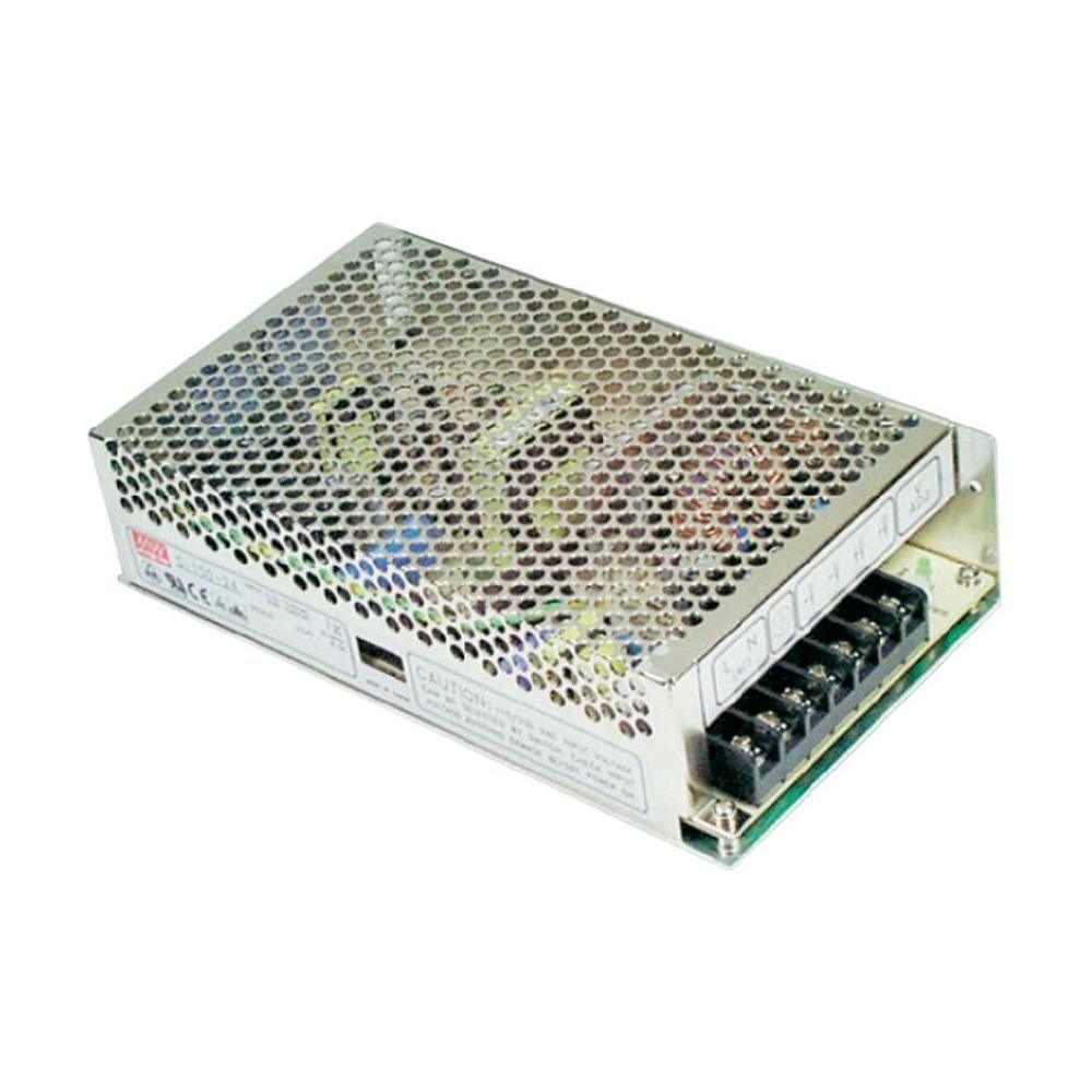 MeanWellSD-150B-12DC/DC converter 24 V/DC - 12 Vdc12.5 A150 W