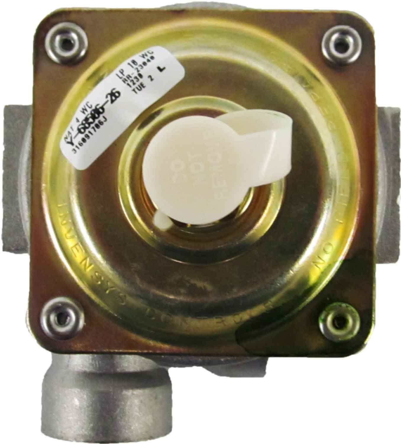 Frigidaire 316091706 Cooking Range Regulator