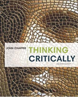 Thinking Critically 11th edition by Chaffee, John (2014) Paperback