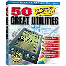 50 Great Utilities for the Palm OS
