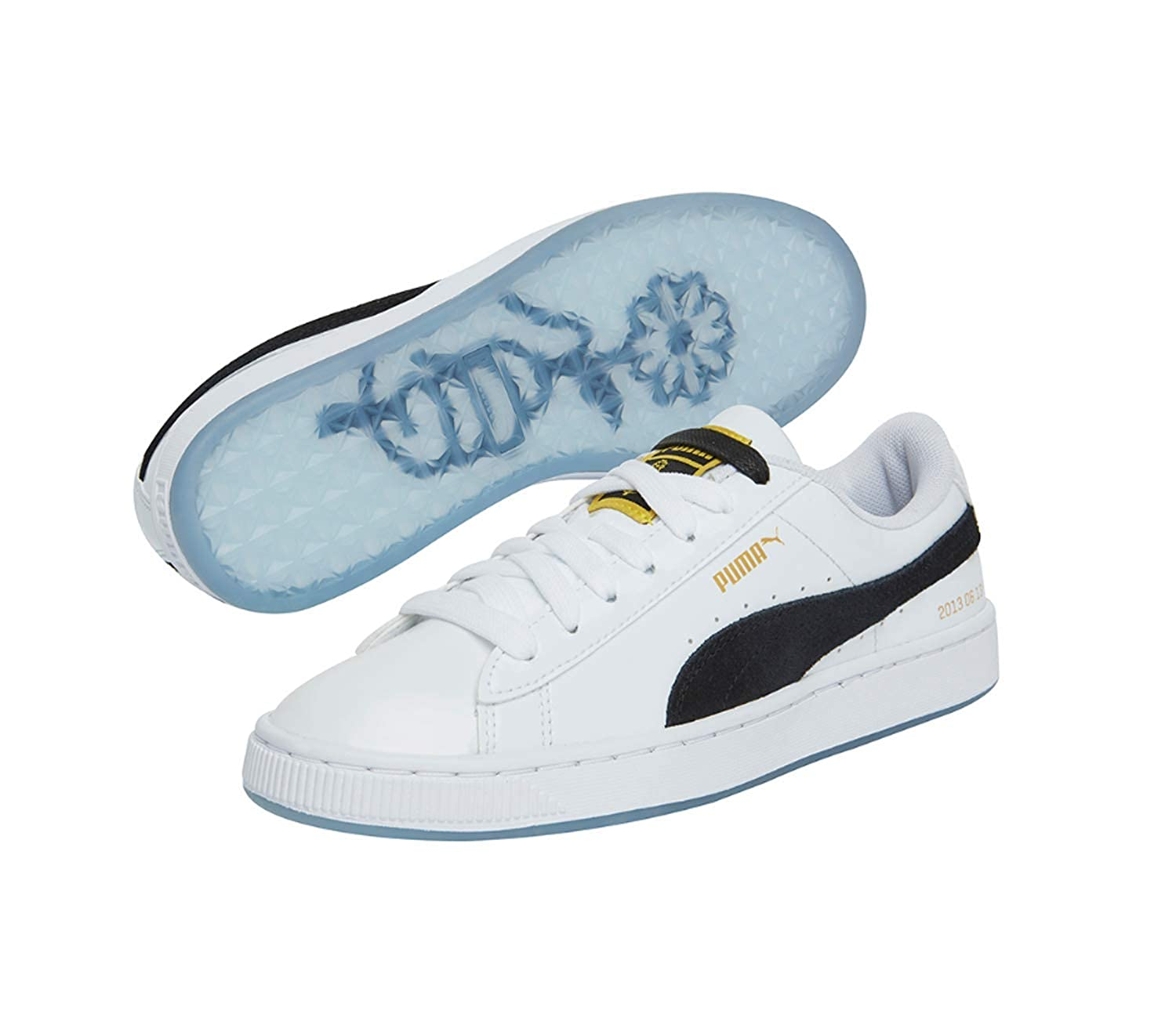 PUMAxBTS 3rd Collaboration_Puma Basket Patent Made by BTS (368278-01) PUMA x BTS