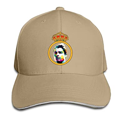 XJ-cool corona lista # 7 Sunbonnet Cap ajustable gorra con Pico ...