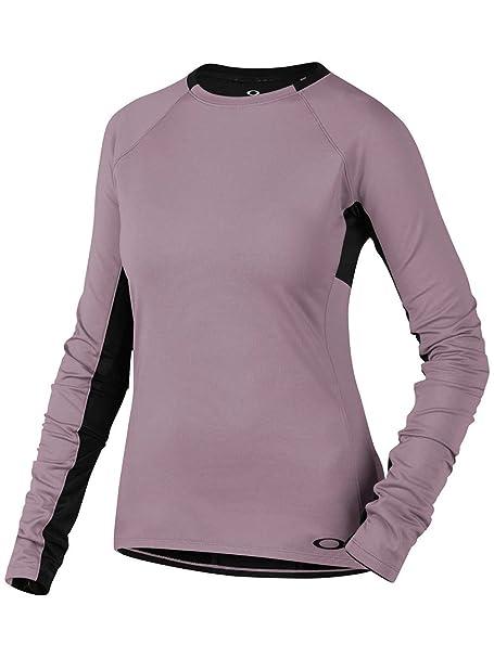 dfb0cb3d7be23 Oakley - Camiseta térmica - para mujer nordic L  Amazon.es  Ropa y  accesorios