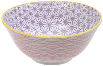 Tokyo Design Studio Starwave Bowl - Purple/Pink at Amara