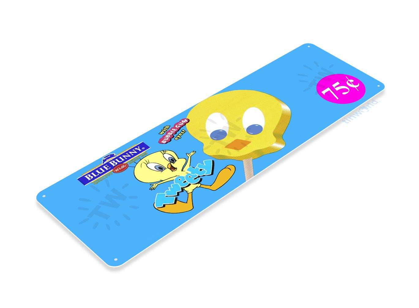 Blue Bunny Tweety Bar Wwwtopsimagescom
